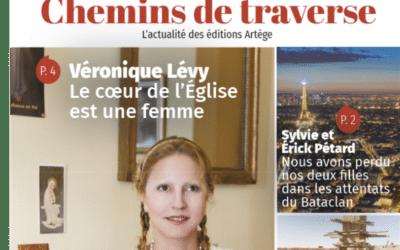 Interview de Véronique Lévy dans Chemins de traverse